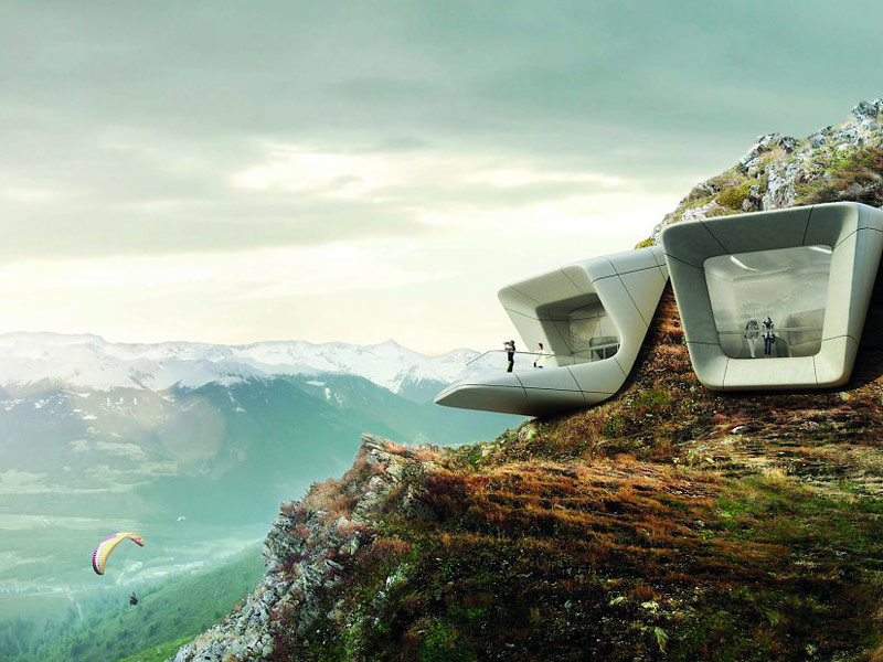 Messner-Mountain-Museum